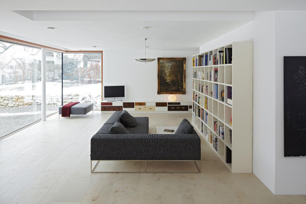 Gallery of house 11 x 11 titus bernhard architekten 3 - House inner design ...