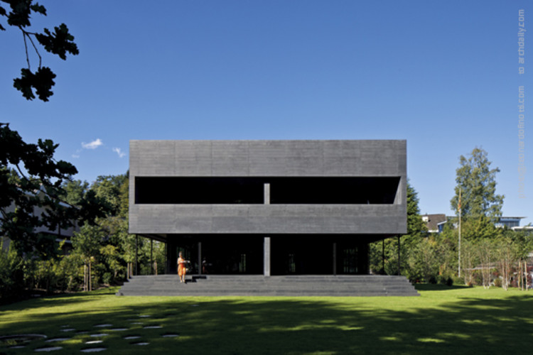 Kastanienbaum Twin Houses / Lussi + Halter, © Leonardo Finotti