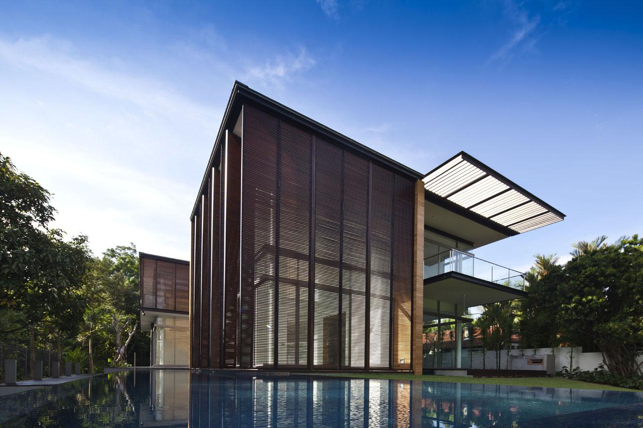 22 Oei Tiong Ham Park / AR43 Architects, © Albert Lim KS