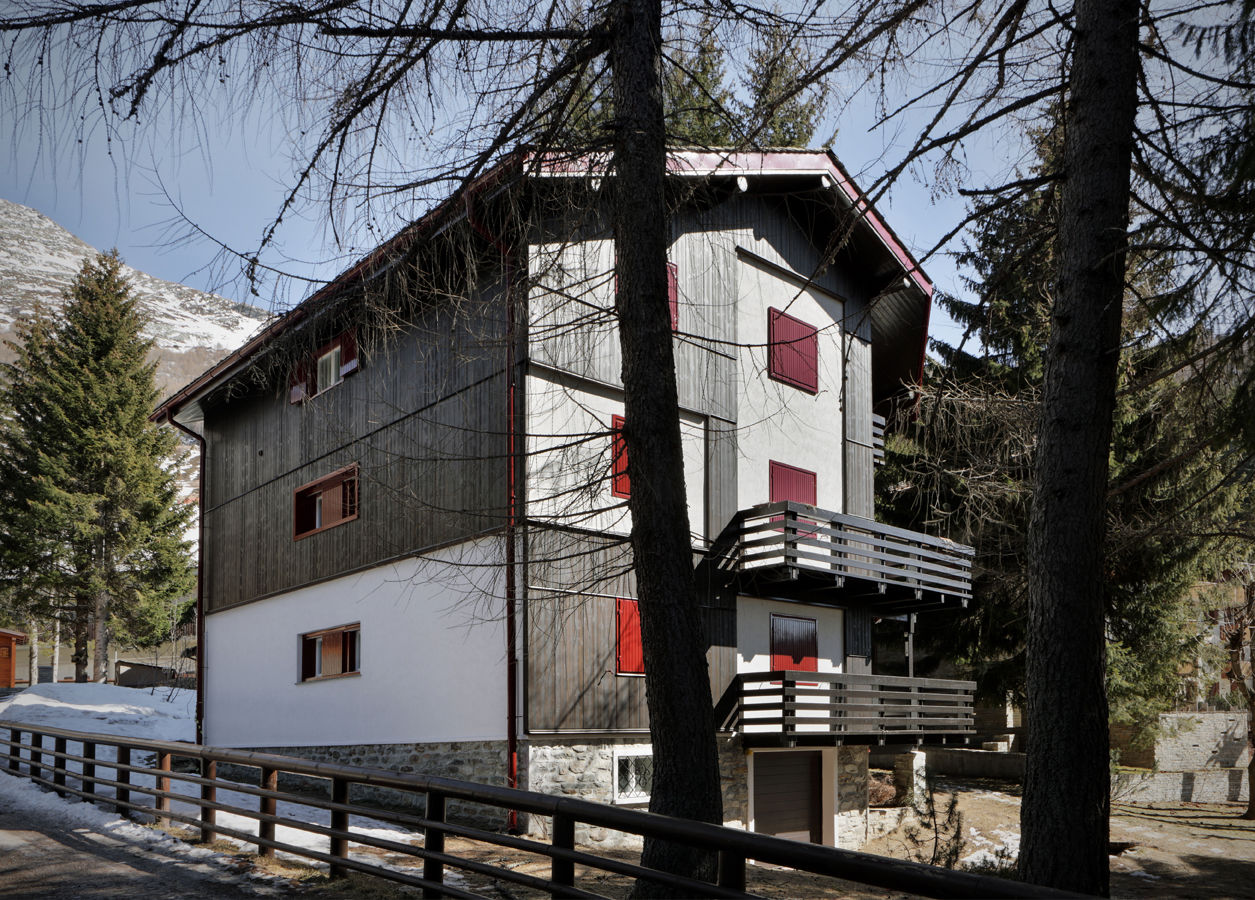 C House / ES-arch, © Marcello Mariana