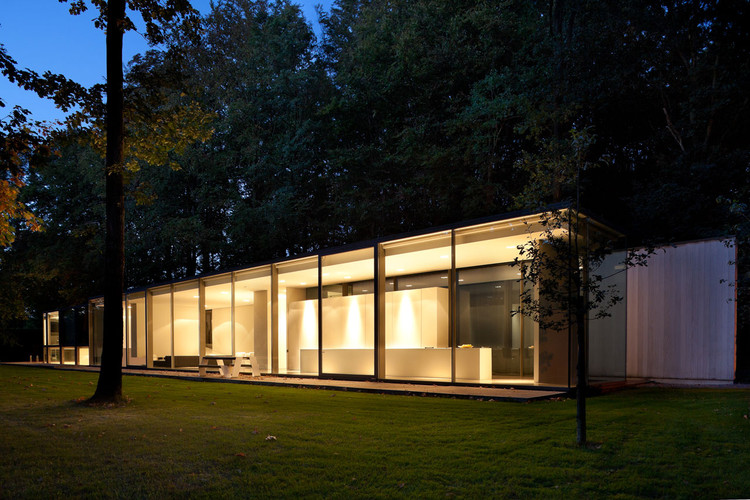 House Roces / Govaert & Vanhoutte Architects, © Tim Van de Velde