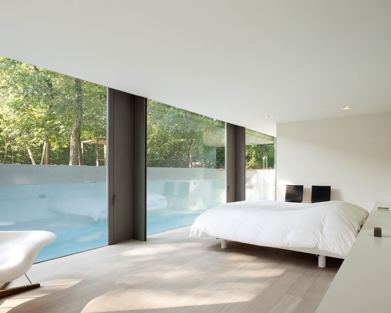 Gallery of house roces govaert vanhoutte architects 13 for Bieke vanhoutte interieur