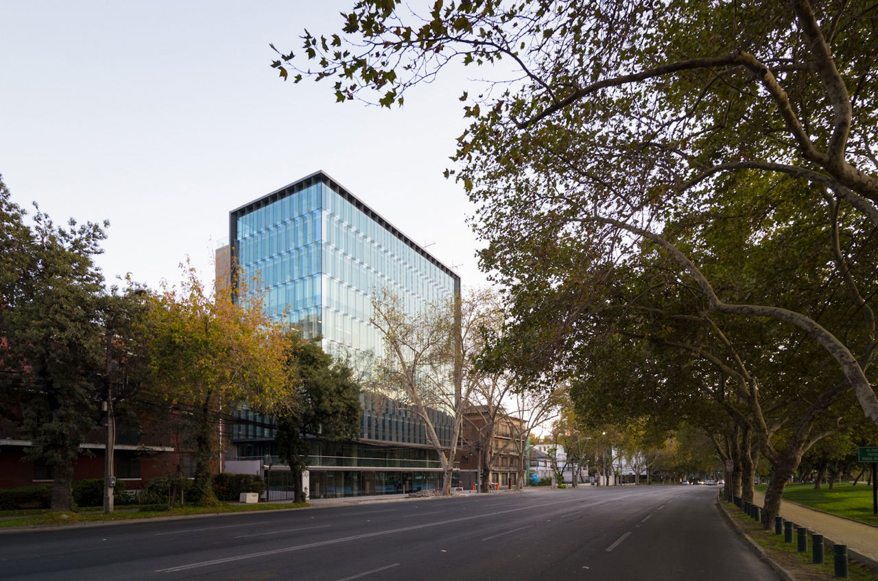 Ombu Building / Mas Fernandez Architects, © Felipe Fontecilla