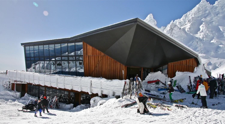 Knoll Ridge Cafe / Harris Butt Architecture, © Sharon Mazey