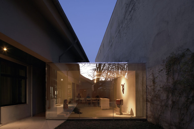 Capela Creu / Nuno Valentim Arquitectura, © João Ferrand