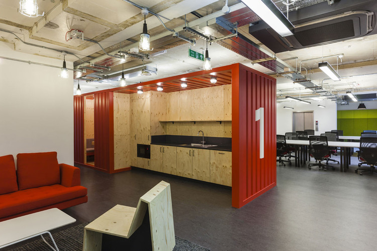 Google Campus / Jump Studios, Courtesy of Jump Studios