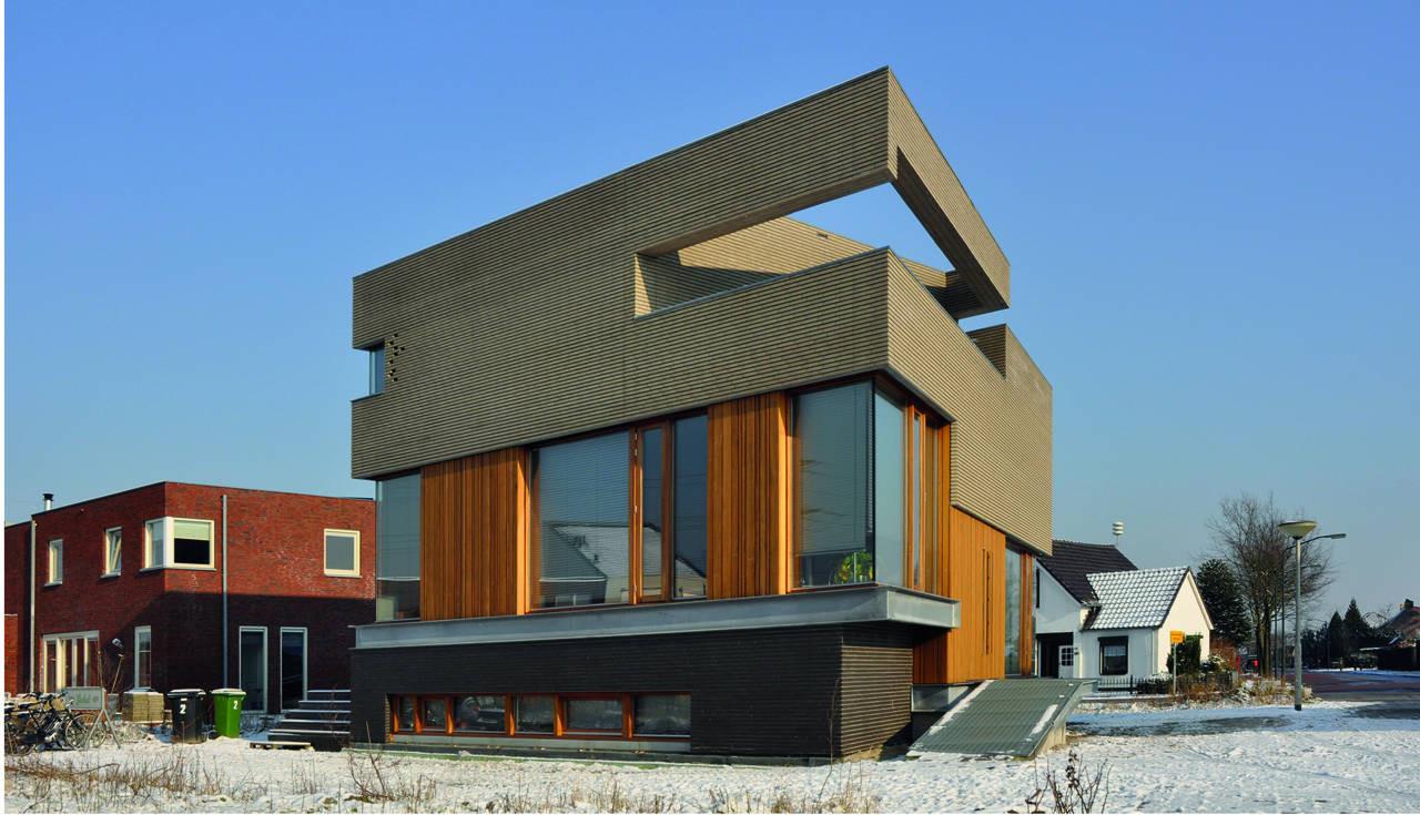 Split View / U Architects, © Daan Dijkmeijer