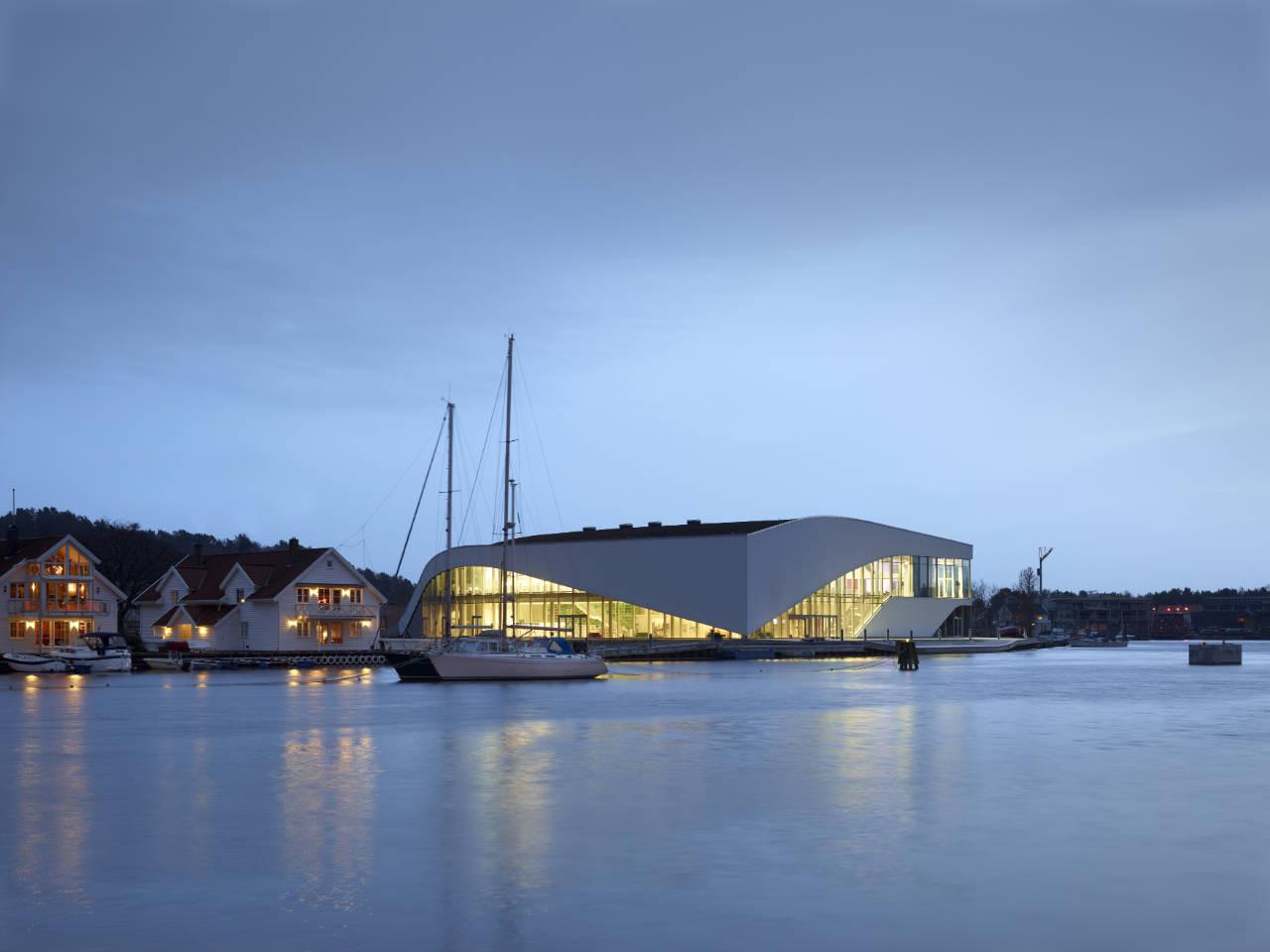 The Arch Cultural Center / 3XN
