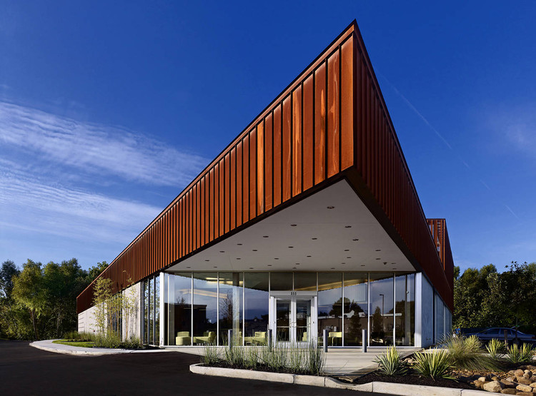Memphis Veterinary Specialists / archimania, © Jeffrey Jacobs Photography