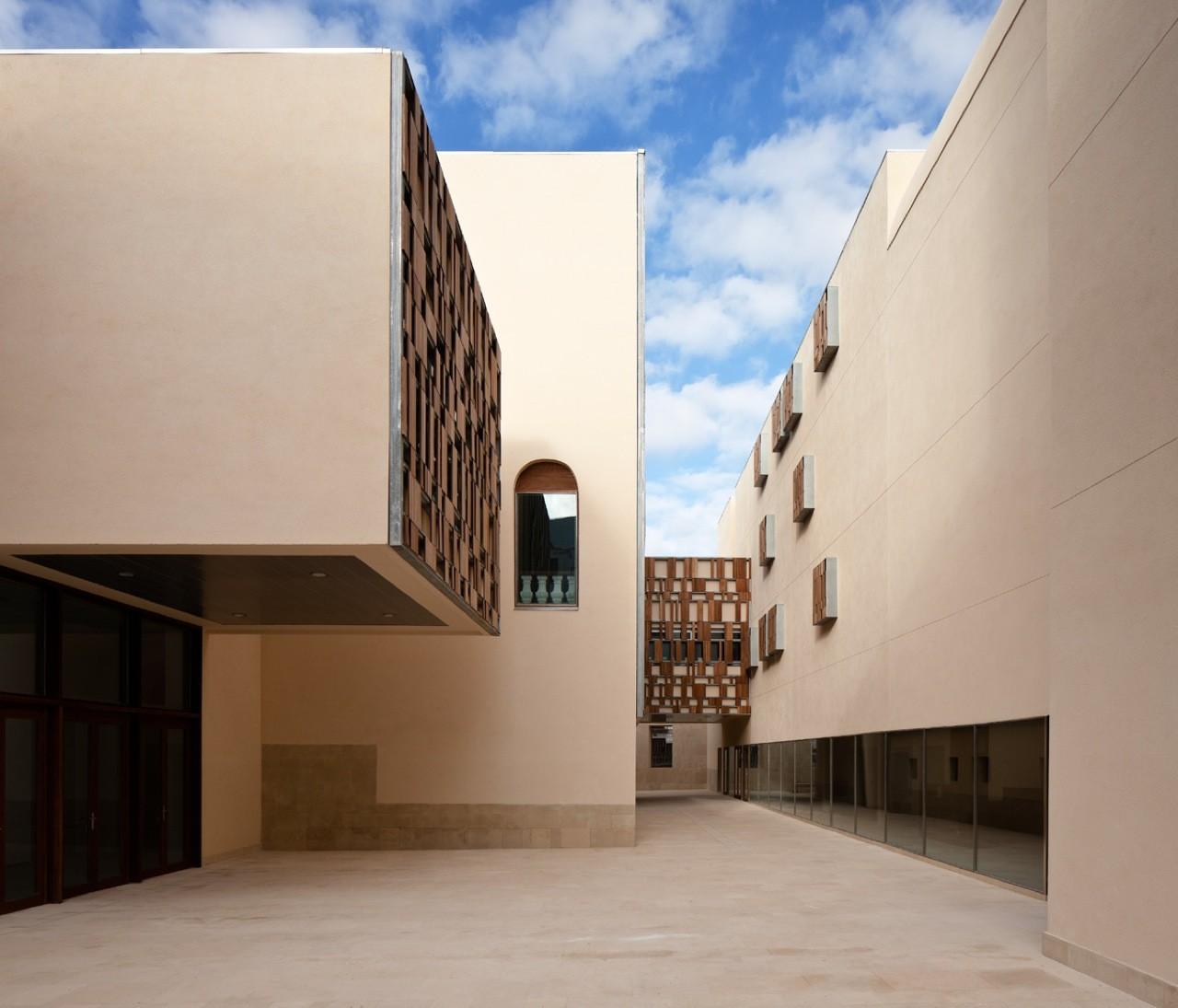 Renovation of the Baeza Town Hall / Viar Estudio Arquitectura, © Fernando Alda