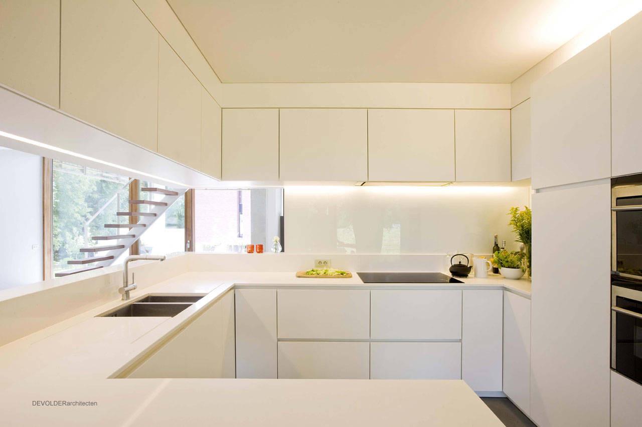 Gallery of House and Design Studio in Kortrijk / Devolder ...