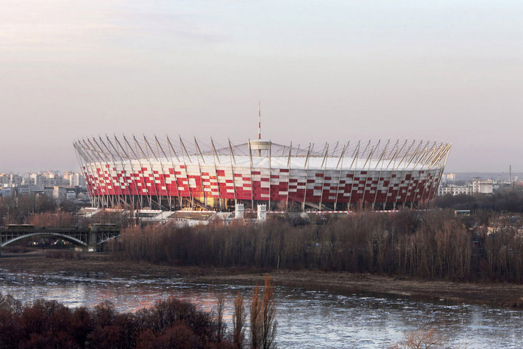Warsaw National Stadium / gmp Architekten, © Marcus Bredt