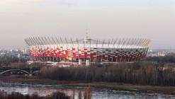 Warsaw National Stadium / gmp Architekten