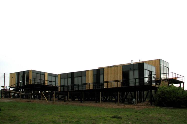 3 Houses In Maitencillo / SML Arquitectos, © Juan Sebastian Lama