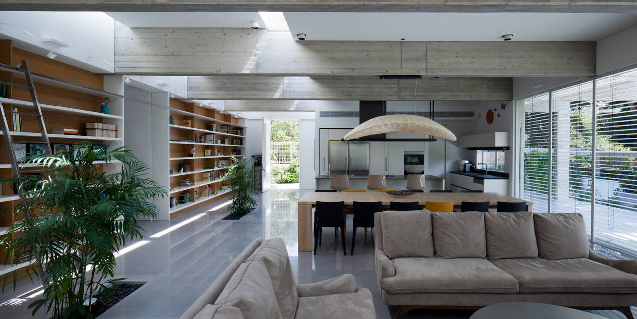 Gallery Of Pathway House Jacobs Yaniv Architects 7