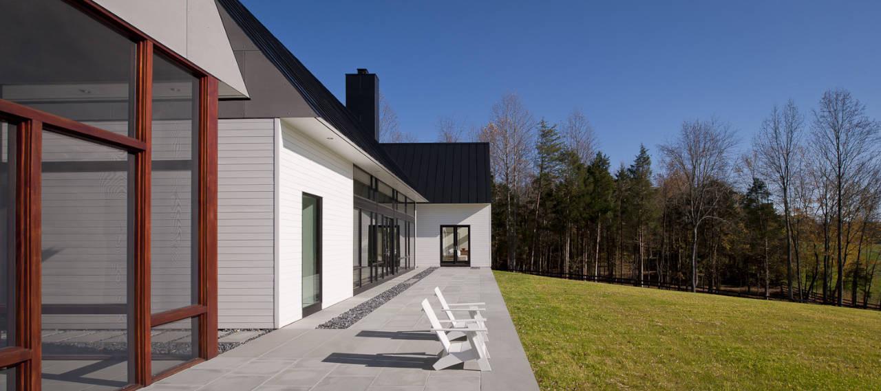 5001161828ba0d2c9f0006e0 Becherer House Robert M Gurney Architect Photo on Exterior House Design