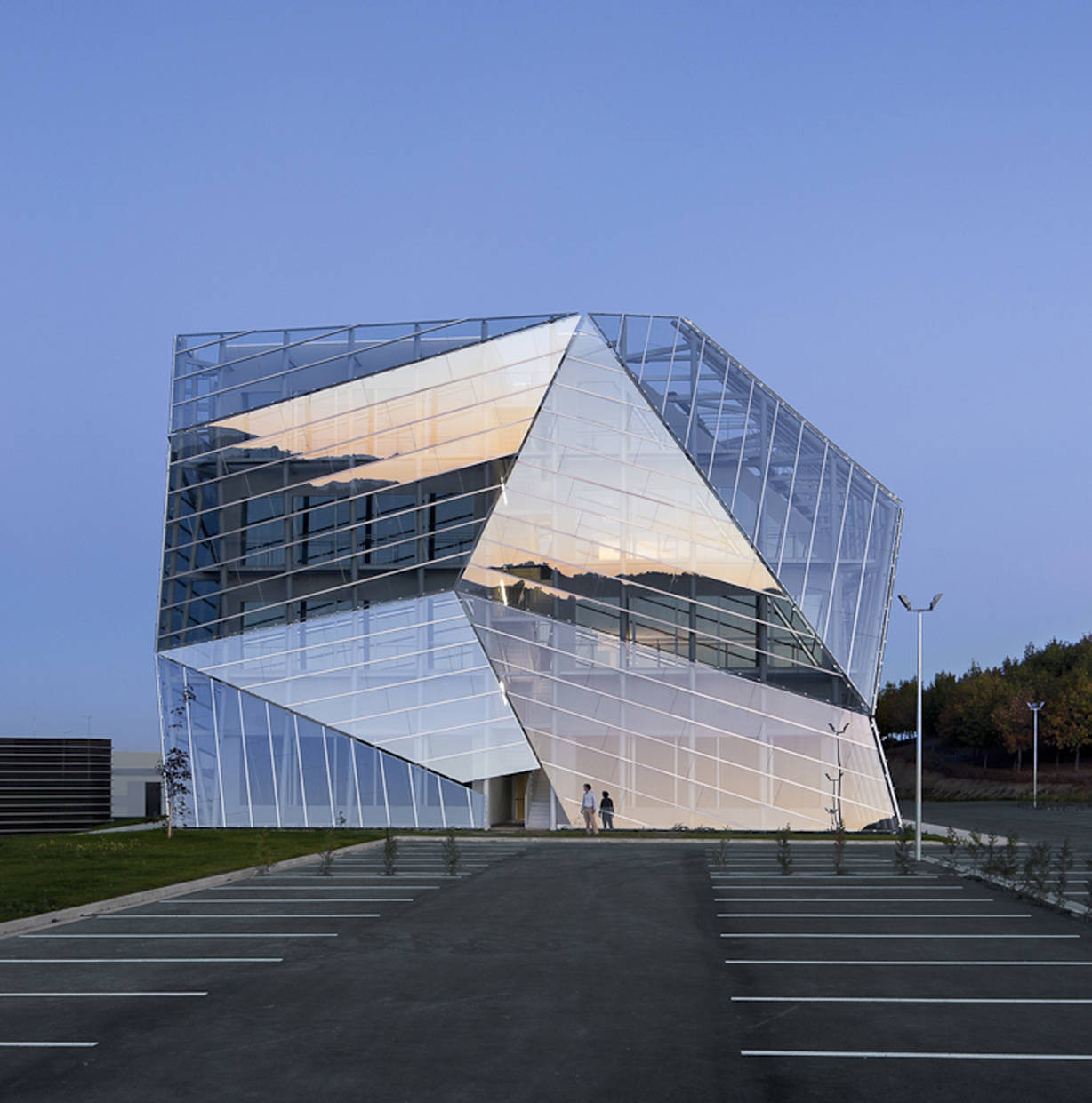 Coll barreu arquitectos office archdaily - Arquitectos madrid 2 0 ...