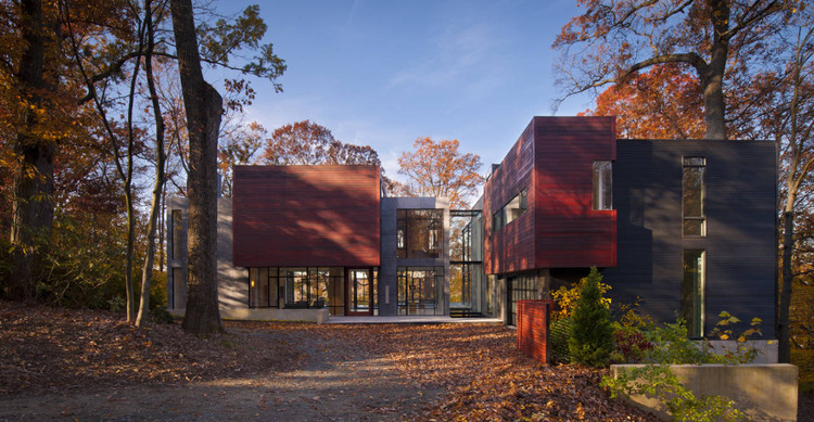 Wissioming2 / Robert M. Gurney Architect