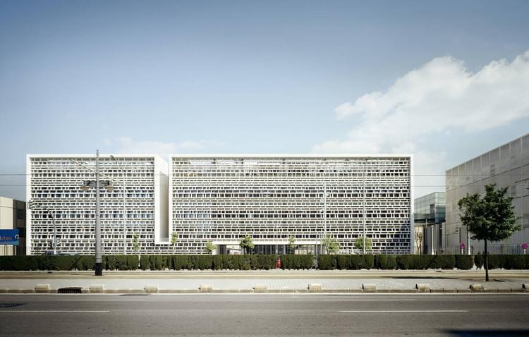 Universidad Politecnica de Valencia Expansion / Corell Monfort Palacios Arquitectos, © Mariela Apollonio