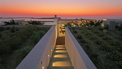 The Edge Summer Houses / React Architects