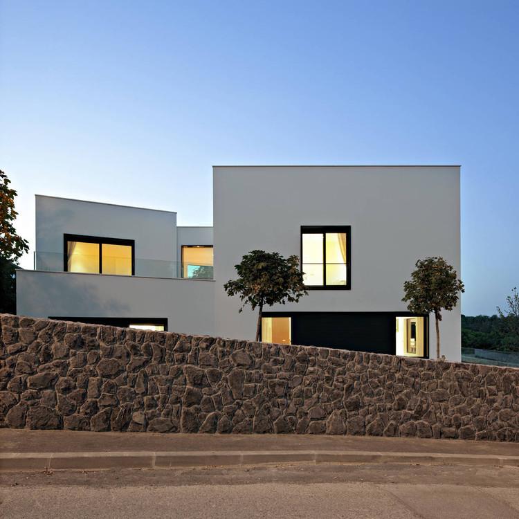 Jelenovac Residence / DVA Arhitekta, © Robert Leš