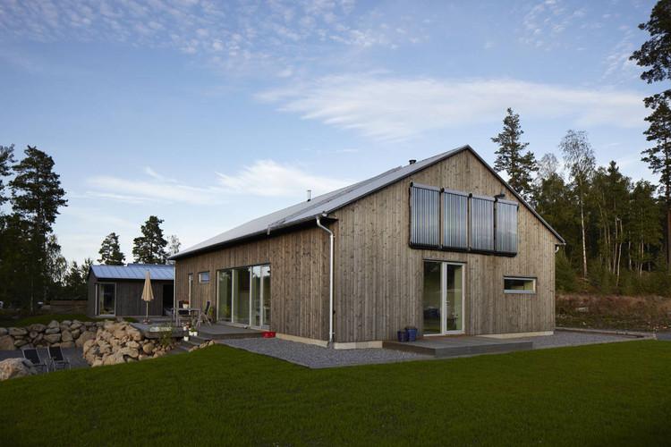 Silvervillan / Sjöberg & Thermé, © Erik Olsson