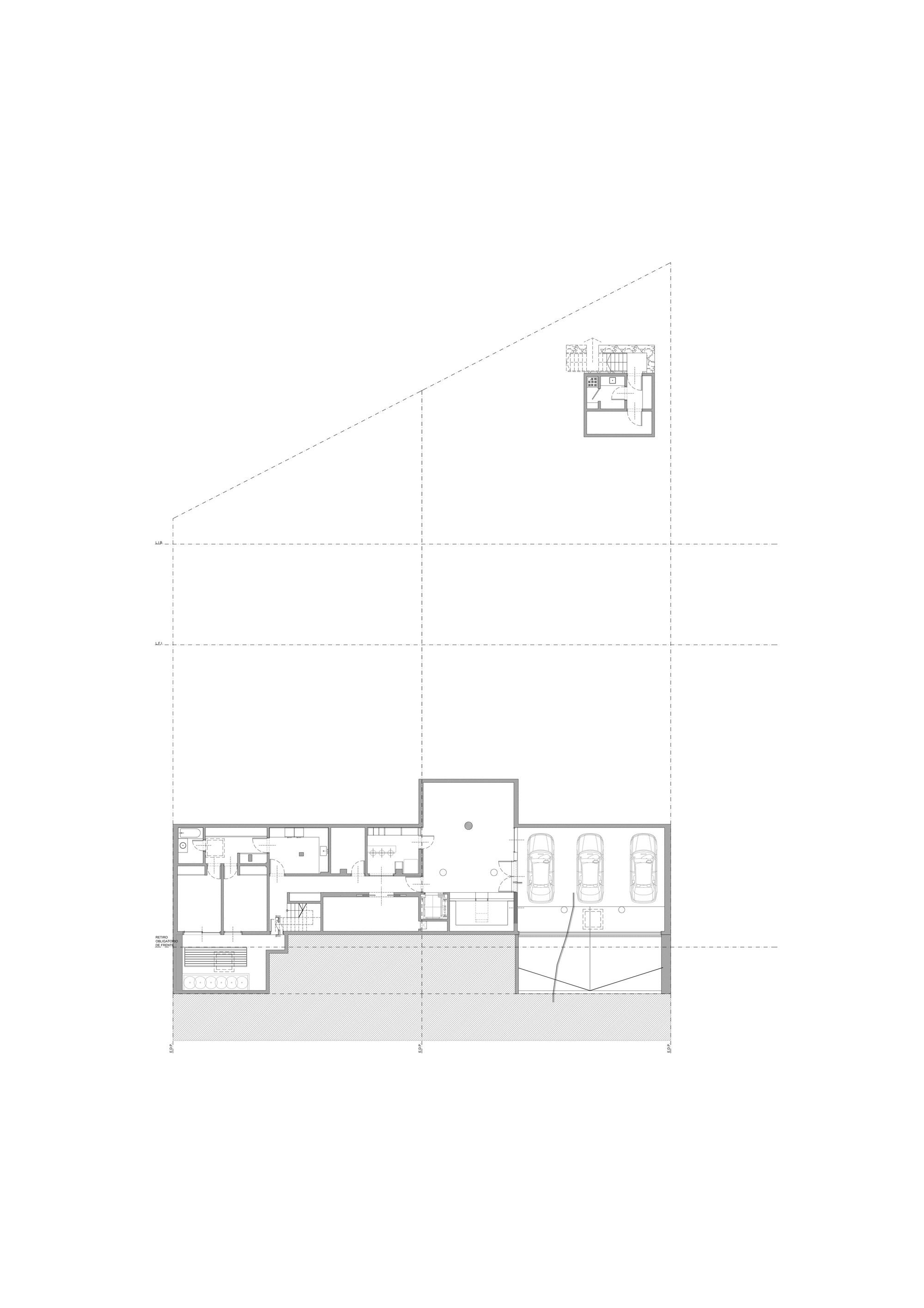 Gallery of pricila house estudio mart n g mez arquitectos 14 - Maison pricila martin gomez ...