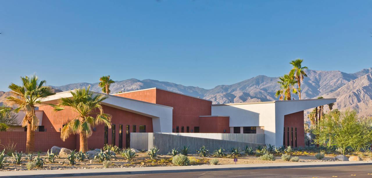 Gallery Of Palm Springs Animal Care Facility Swatt