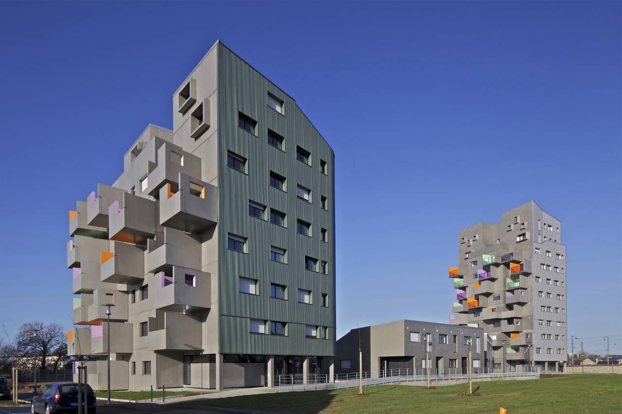The BH2 Programme / Philippe Gazeau, Courtesy of  philippe gazeau architect
