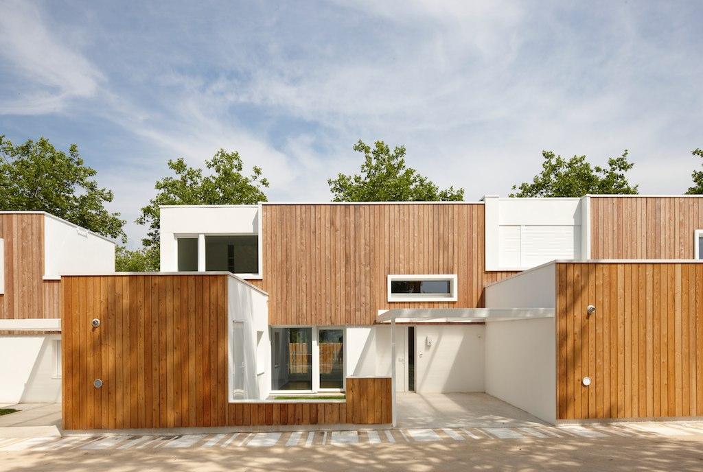 Les Amandiers / Bohuon Bertic Architectes, © Stephane Chalmeau