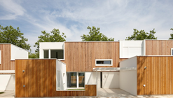Les Amandiers / Bohuon Bertic Architectes