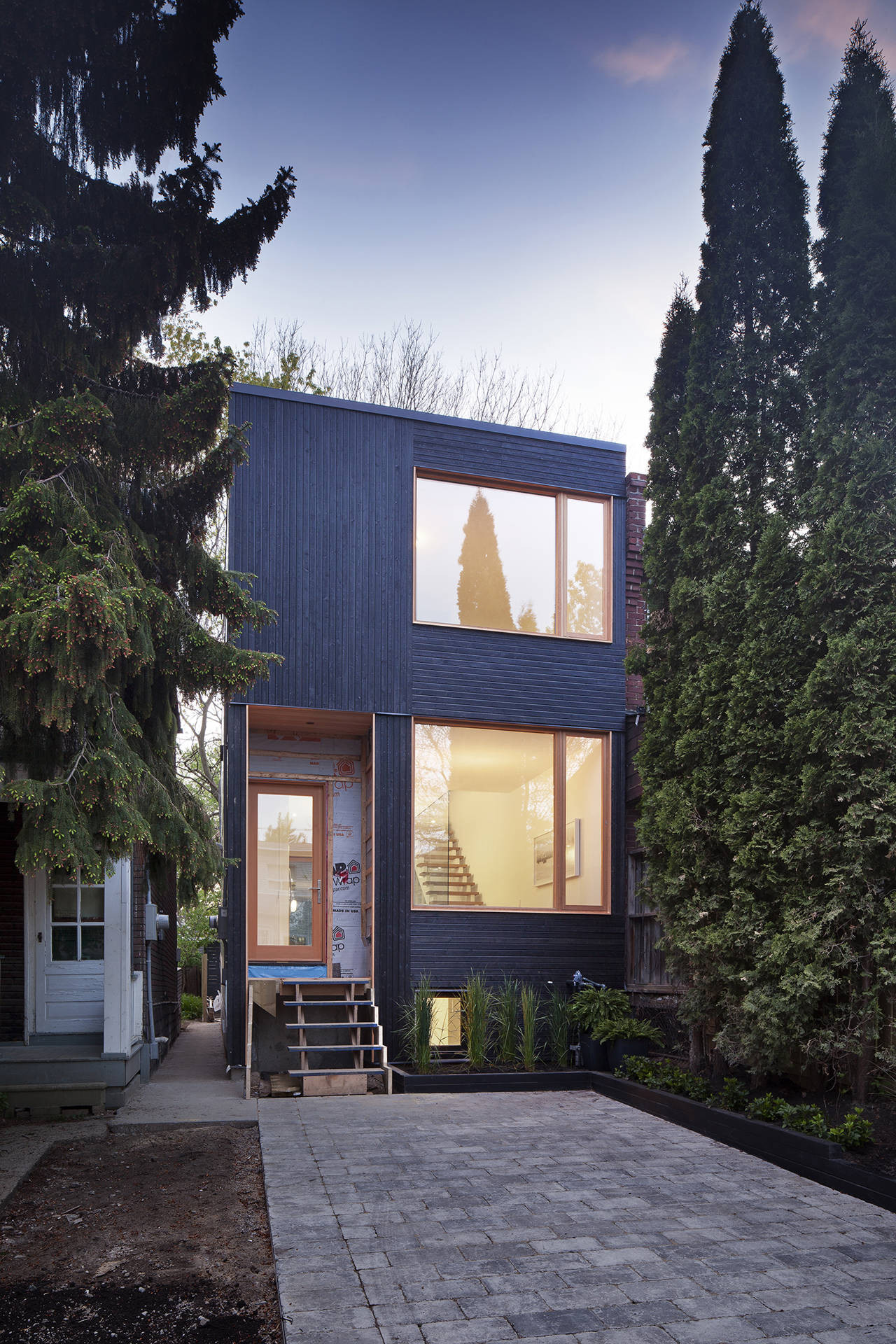 House 1 / Kyra Clarkson Architect, © Steven Evans Photography