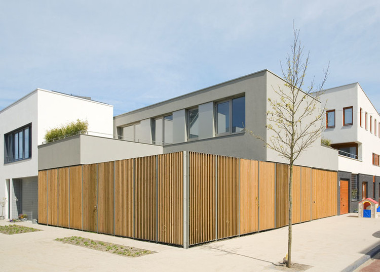 Piano House / Pasel.Kuenzel Architects, © Marcel van der Burg