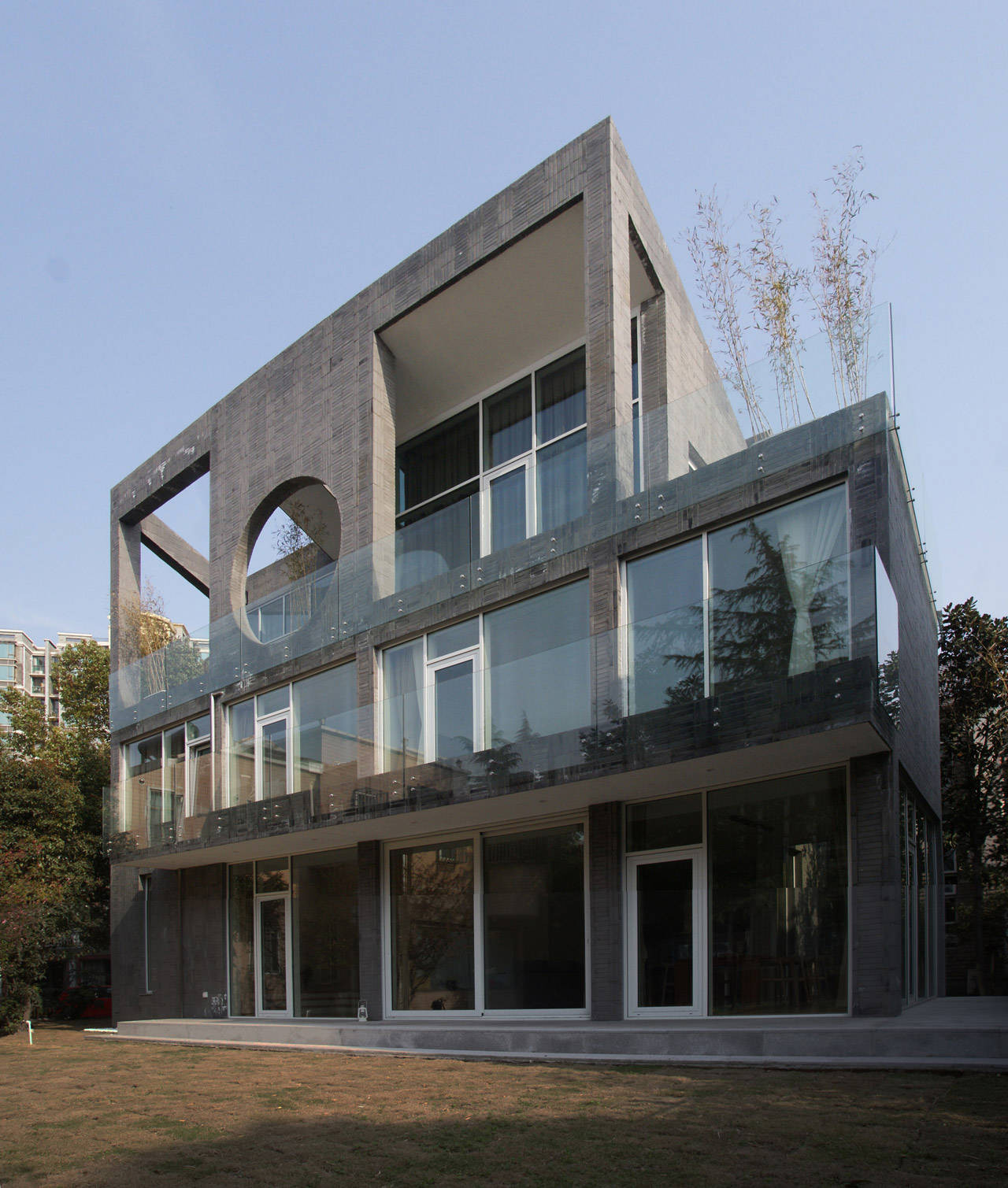 Villa A / QSJW Architects, Courtesy of  qsjw architects