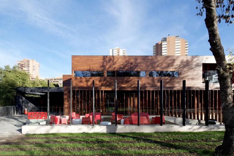Cumarú Restaurant  / Gonzalo Mardones V Arquitectos, © Nico Saieh