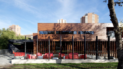 Cumarú Restaurant  / Gonzalo Mardones V Arquitectos
