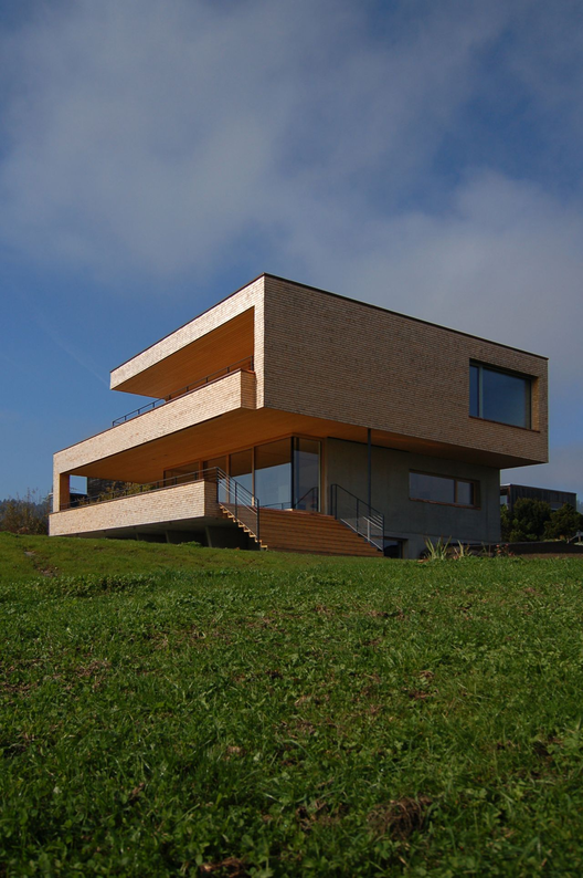 House_alberschwende / k_m architektur, Courtesy of k_m architektur