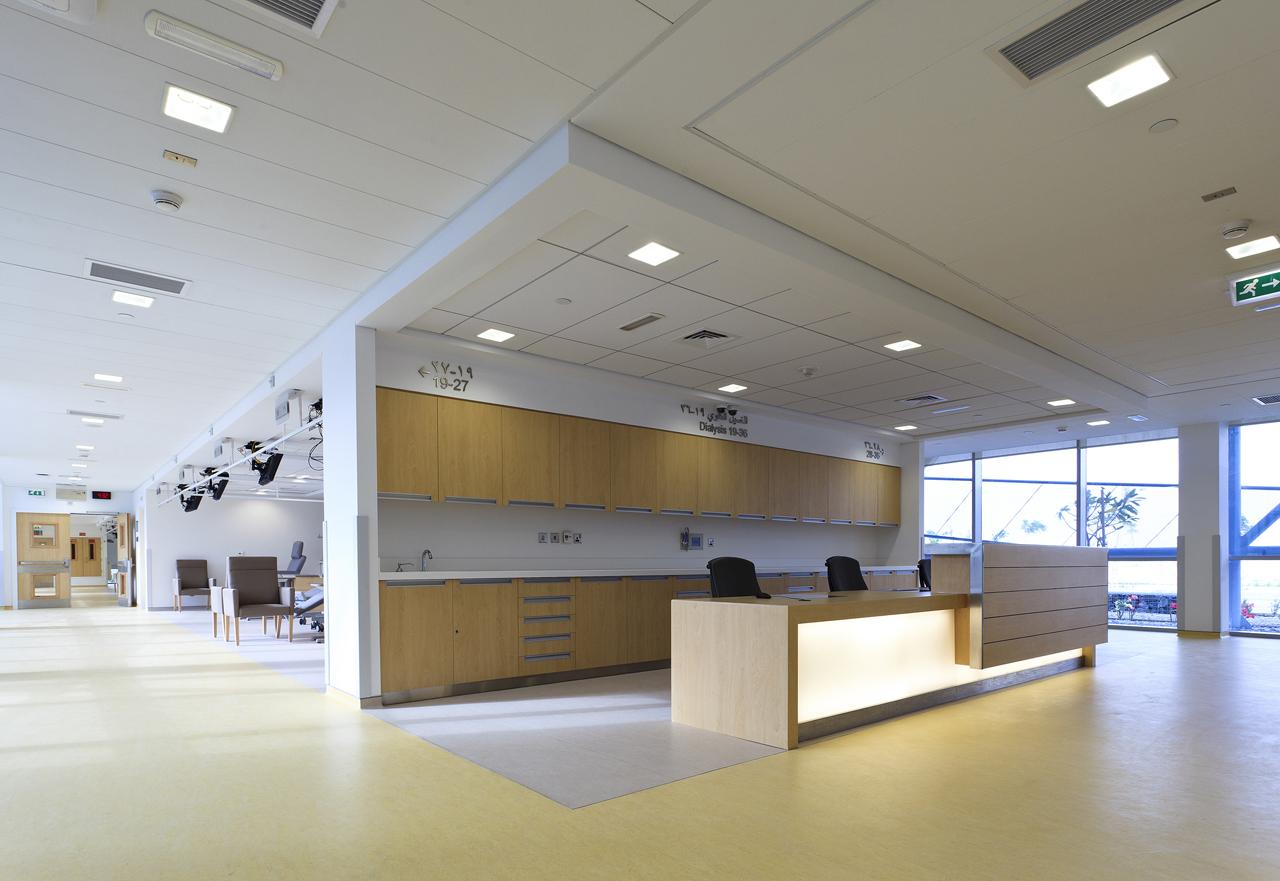 Gallery Of Mafraq Dialysis Center Stantec 5