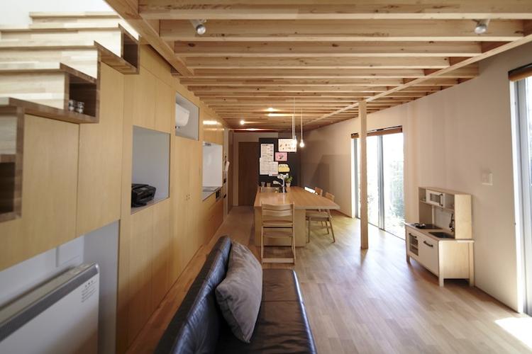 Casa em Setagaya / SKAL + OUVI, © Syuya Amemiya