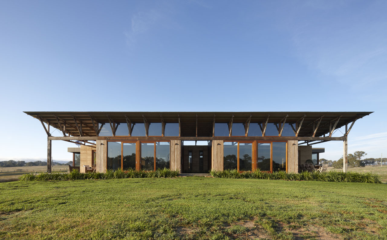 Glenhope House / JOH Architects, © Dianna Snape