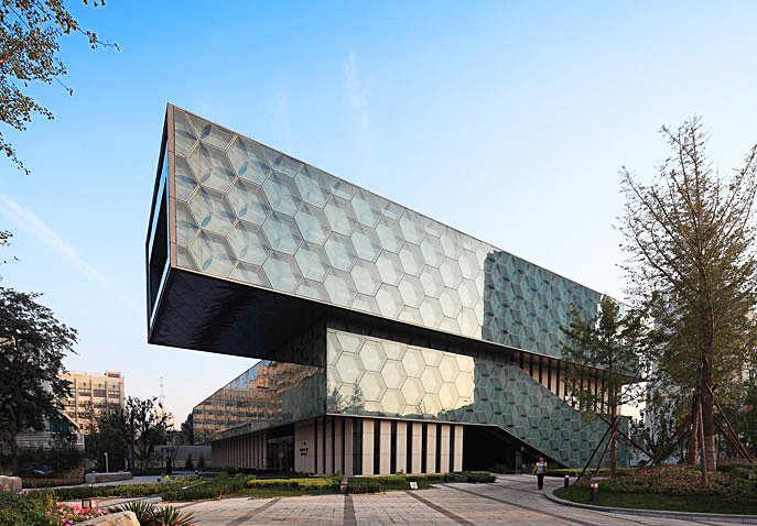 COFCO Tianjin Showroom / L&A Design Group, © Chen Jun Wei