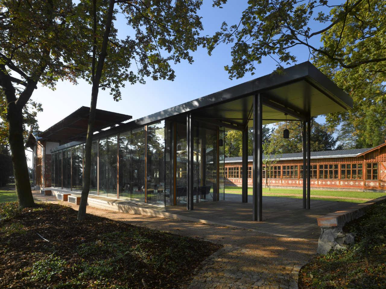 Grebovka Pavilion / SGL Projekt s.r.o., © Filip Šlapal