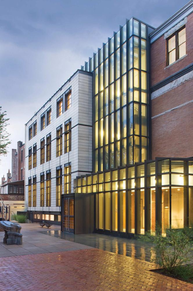 Poly Prep Lower School Platt Byard Dovell White Architects