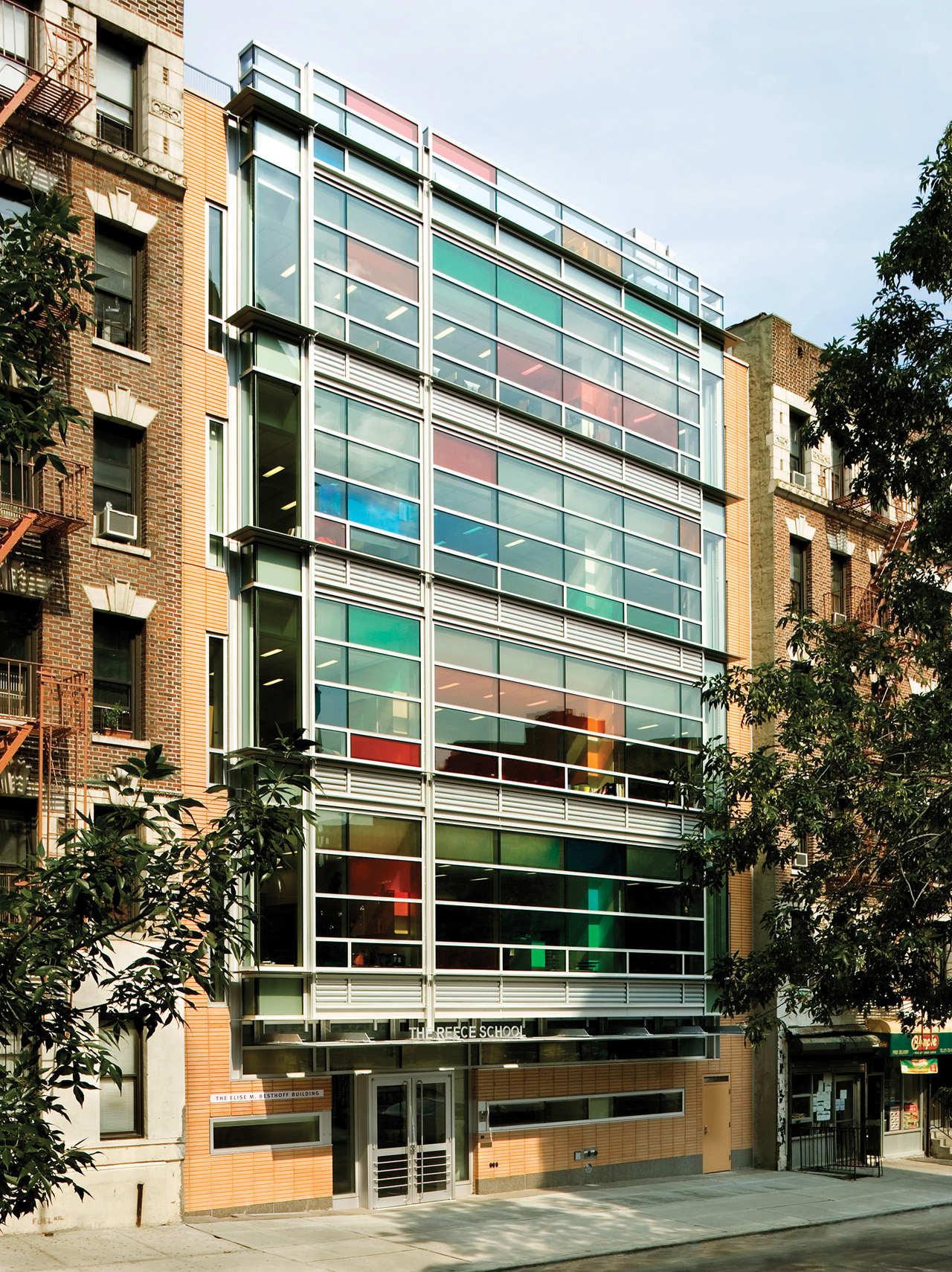 The Reece School Platt Byard Dovell White Architects