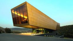 Arche Nebra / Holzer Kobler Architekturen