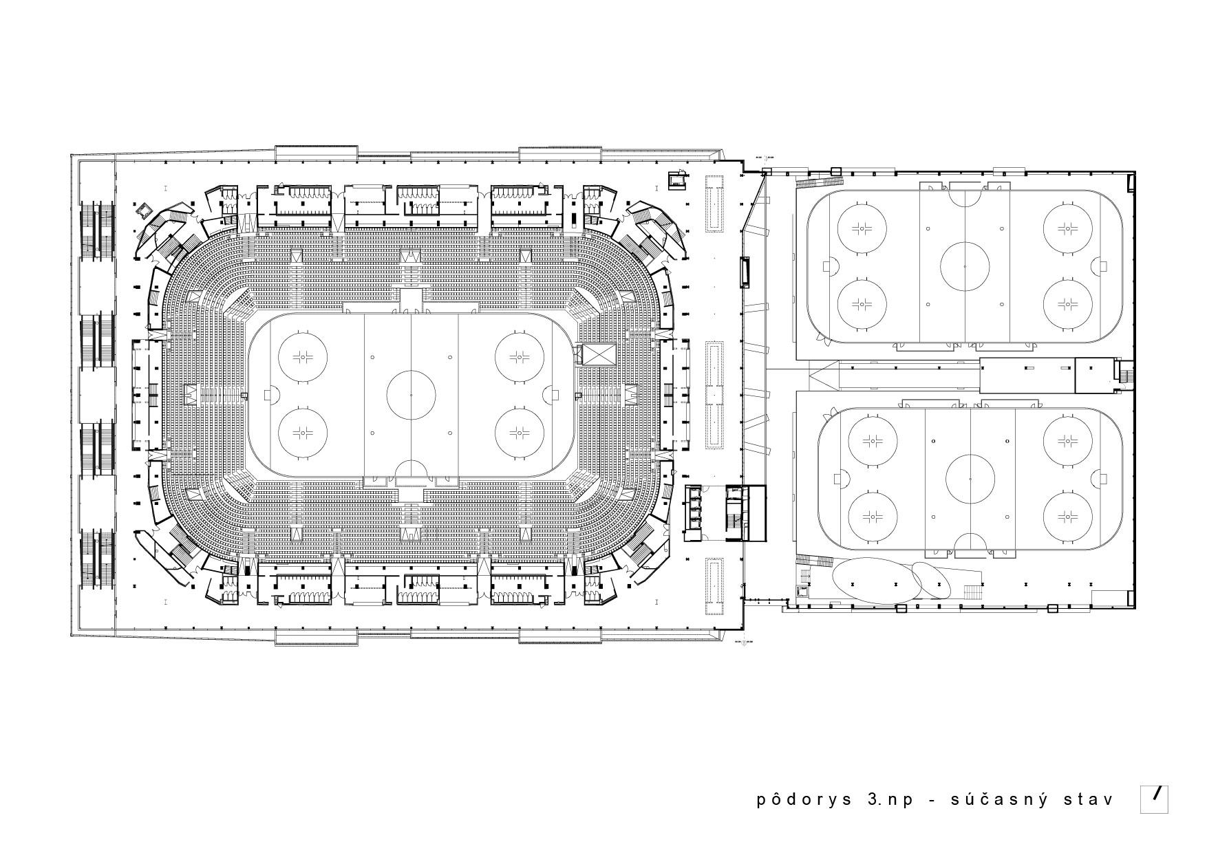 Gallery Of Ice Hockey Stadium Of Ondrej Nepela Fischer Architects 29
