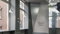Student Salon The LSE London School of Economics / Feix & Merlin Architects