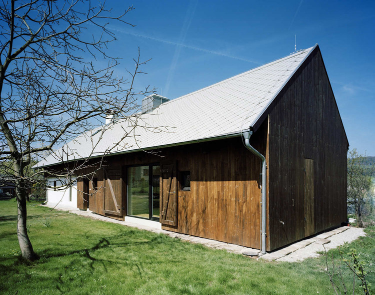 Country House In Tupadly / OV-A, © Tomas Soucek