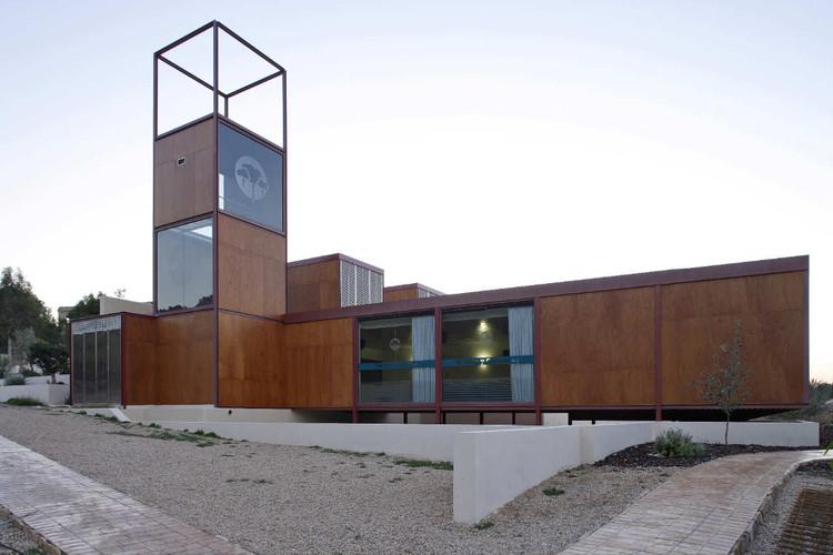 El Valle Visitors Centre / Manuel Fonseca Gallego, © Miguel  de Guzmán