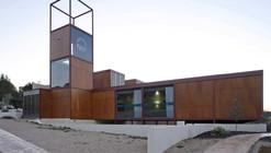 El Valle Visitors Centre / Manuel Fonseca Gallego
